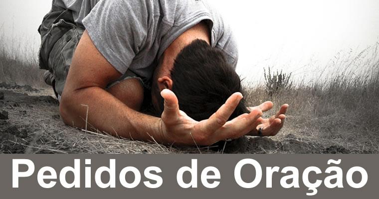 Pedidos de Oração - Rede de Oração
